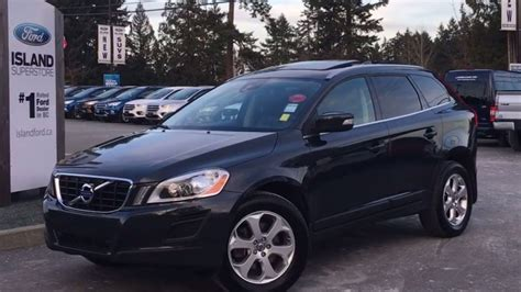 volvo xc60 2013 review youtube 2013 volvo xc60 awd sunroof review island ford youtube