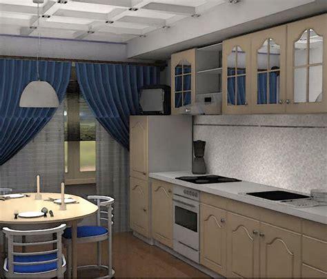 Кухни в малосемейках дизайн фото