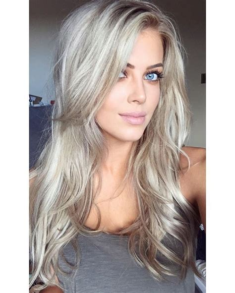 gray ash blonde hair the 25 best ideas about grey blonde hair on pinterest