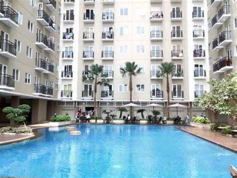 layout apartemen puri park view disewakan apartemen puri park view pesanggrahan 2 br