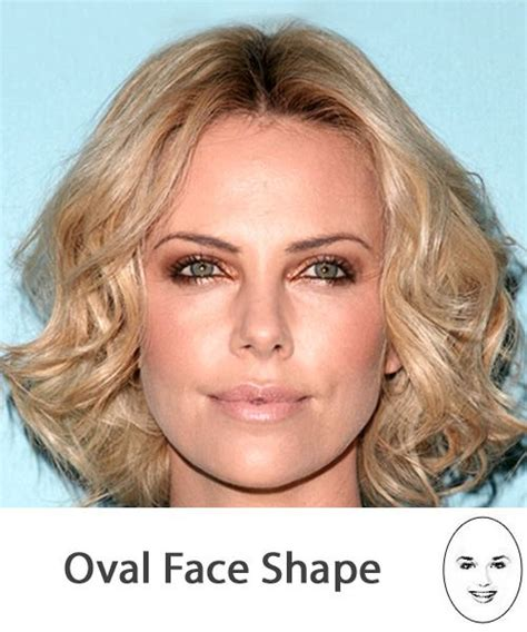 hairsyles to make an oval face younger the right hairstyle for your face shape thehairstyler com