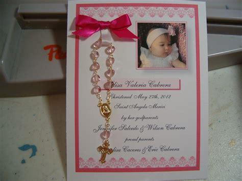 Giveaways Christening - 20 baptism favors rosary card