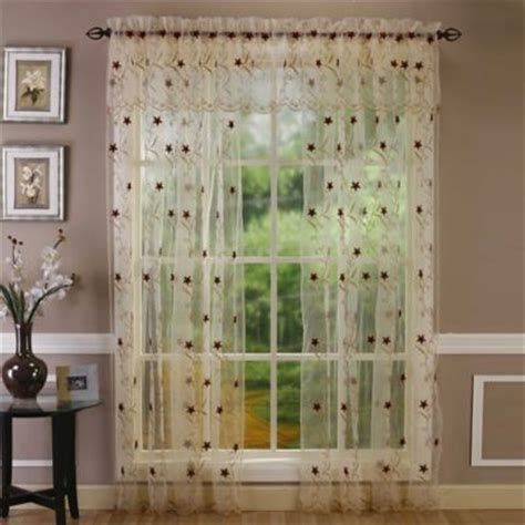 gold sheer curtain panels buy gold sheer curtains from bed bath beyond