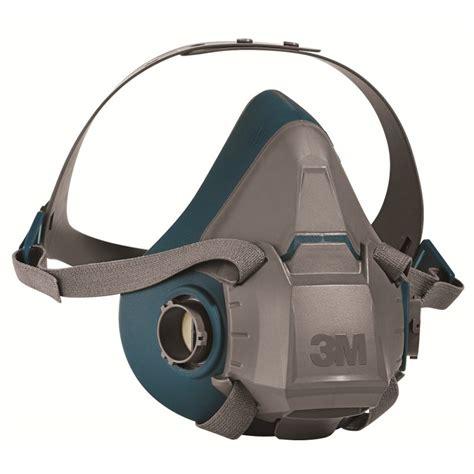 comfortable respirator 3m 6500 rugged comfort series half facepiece respirator