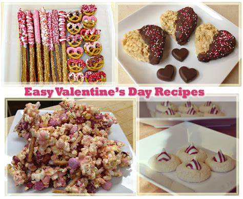 easy valentines day meals easy valentine s day treat recipes