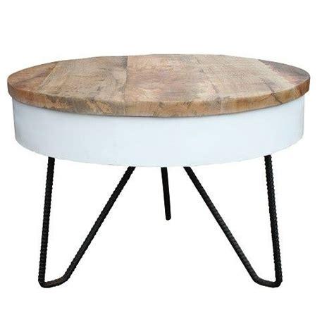 leuke houten salontafel deze leuke salontafel is alleen verkrijgbaar in het wit