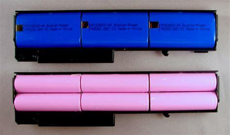 Le Onnerud by Batterie Al Litio Piu Sicure E Con Ricarica Ultraveloce