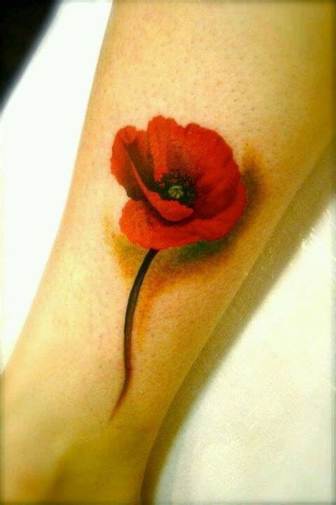 pinterest tattoo poppy tattoo poppy flower floral art red tattoos pinterest