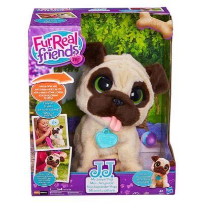 fur real pug furreal friends jj mon chien joueur furreal friends