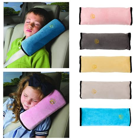 seat belt baby child safety car cover pad baby pillow shoulder pad cover car auto safety seat