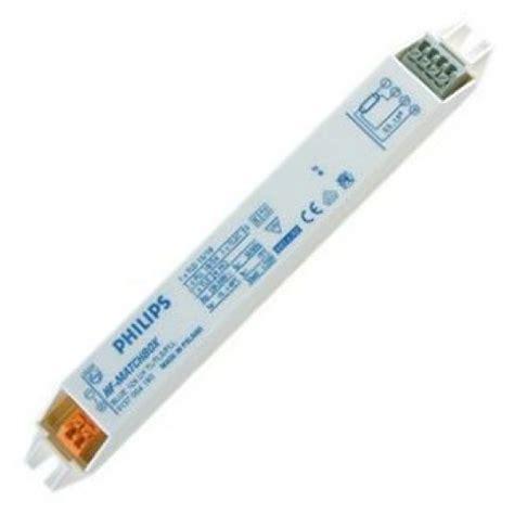 Ballast Trafo Tl Orisinil Philips philips hf matchbox blue 128 lh tl5 28watt