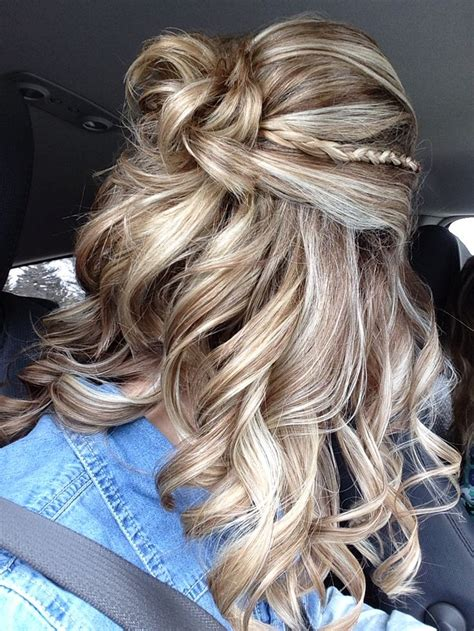 best 25 prom hair ideas on