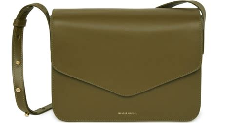 Tas Mansur Gavriel Bag wishlist wednesday mansur gavriel envelope tas the bag