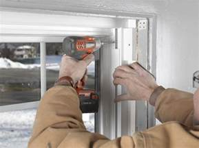 shorten the time for new window installation real time