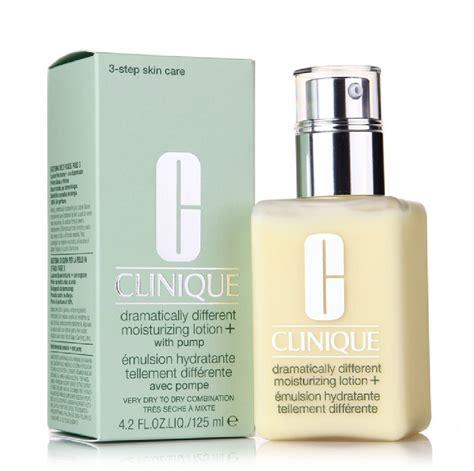 Clinique Dramatically clinique dramatically different moisturizing lotion