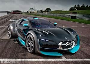 Electric Car Racing Citroen Survolt A Electric Racing Car Which Goes