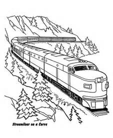 misfit train coloring pages coloring pages