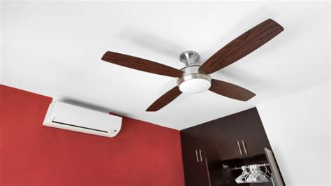 ceiling fan with air conditioner how to save your and energy a ceiling fan