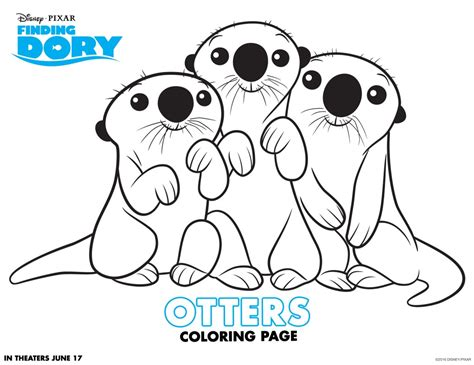 finding dory fun coloring pages and activity sheets debt