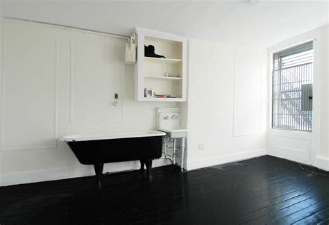 bathtub in kitchen for 1 900 month you can get an east village studio with