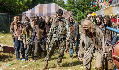 Amc Walking Dead Sweepstakes Code Words - blogs the walking dead enter for a chance to win a role as a walker with the