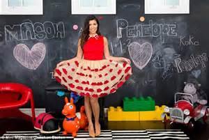 Kim Kardashian Home Interior kourtney kardashian shows off penelope and mason s fun