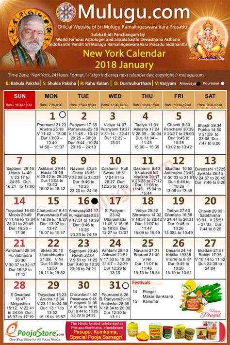 Calendar 2018 Jan June New York Telugu Calendar 2018 January Mulugu Telugu