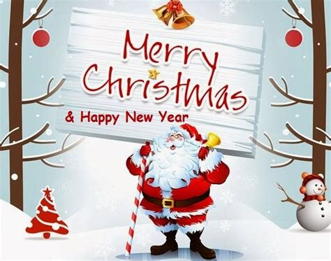 merry christmas happy  year  quotes wishes  images images