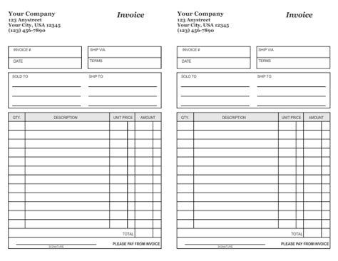 create receipt template corel paintshop invoice template 5