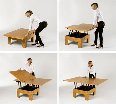 space saving furniture decoration access