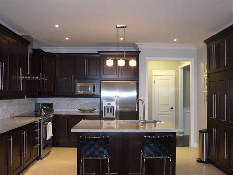 custom contemporary kitchen cabinets espresso kitchen cabinets kitchen contemporary with custom