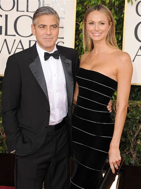 And George Clooney Might Be Dating by George Clooney And His Model