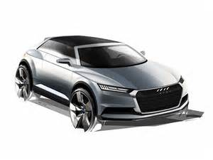new design of car 2013 audi crosslane coupe concept car design sketch 1