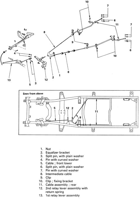 i just got a 1995 isuzu trooper and it wont start i think it may have something to do with anti service manual 1995 isuzu trooper brake replacement system diagram keyword isuzu trooper