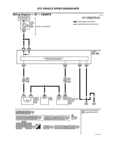 wiring diagram for vehicle speed sensor
