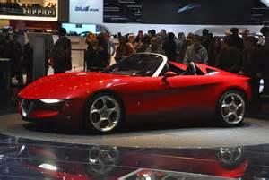 Alfa Romeo Roadster Plans For New Alfa Roadster Sacked Alfa Romeo Community