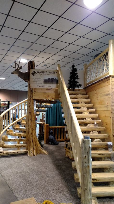 timber valley rustic furniture tn log timber home show sevierville tn march 24 25 2017