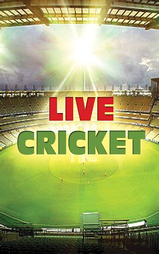 live cricket match on mobile live cricket matches play softwares