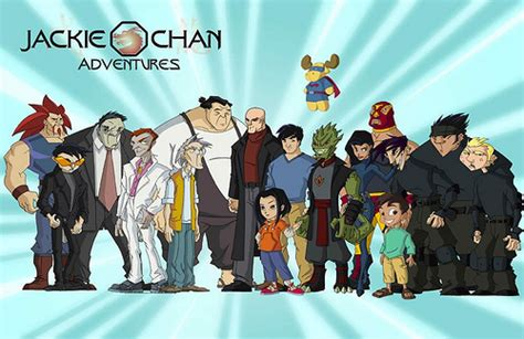 jackie chan cartoon show 301 moved permanently