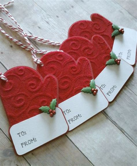 best 25 christmas gift tags ideas on pinterest diy