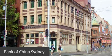 china bank operating hours bank of china sydney