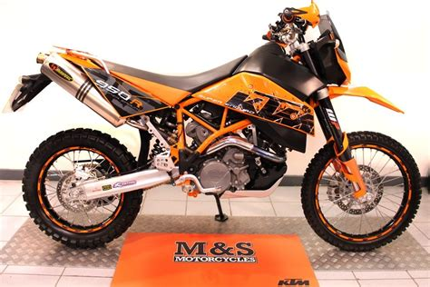 Ktm Enduro 950 Bike Of The Day Ktm 950 Enduro Mcn