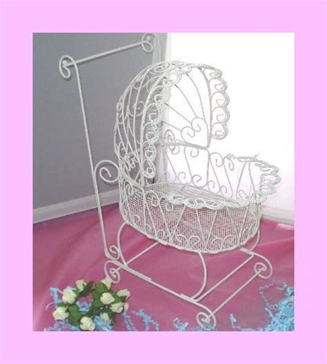 Baby Shower Wire by Antique Wire Baby Buggy Great For Baby Shower Table