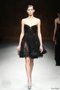 tony ward spring  couture collection wedding inspirasi