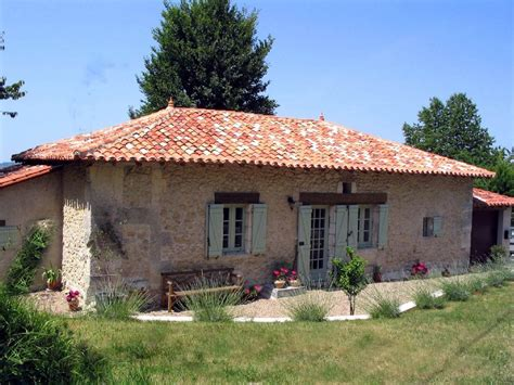 les volets verts beautiful cottage with pool near