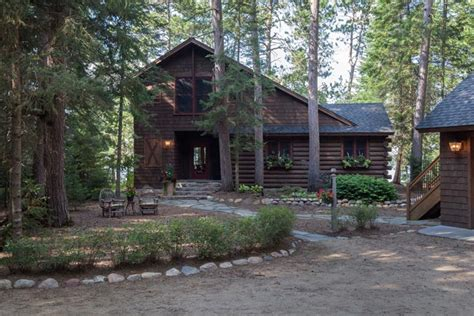 Minneapolis Cabin Show by The Challenge Of Keeping Cabin Charm When Remodeling