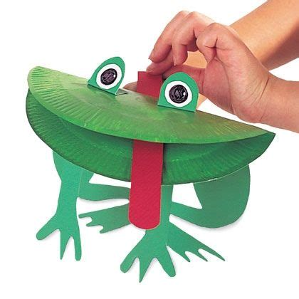 How To Make A Paper Frog Tongue - 92 best images about frogs on crafts sorority