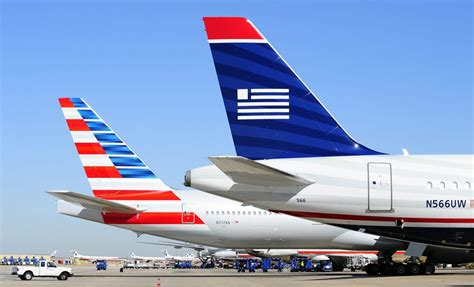 american airlines   airways merge  create worlds largest airline move  potentially