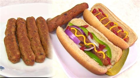 veggie dogs vegetarian recipe vegan gluten free