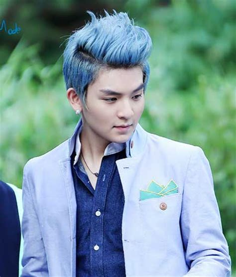 mens hair colour baby trendy men blue hairstyles 2016 top men hairstyles